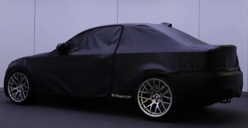Kikacsint a legsportosabb 1-es BMW