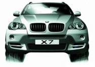A BMW ismét X7-es SUV-on gondolkodik