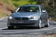 Az ausztrálok szerint a BMW F10 535i az év luxusautója