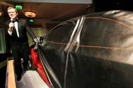 A BMW 1M coupé megmutatta az első és hátsó lökösét