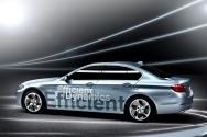 Állandó elektromos hajtású 5-ös BMW-k Kínában?