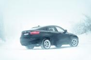 BMW X6 és X5 teszt a havon