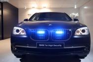 Exkluzív fényképek a BMW 760i High Security F03-ról Genfből