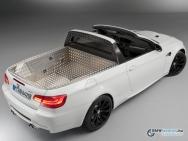 Világpremier: M3 Pickup az új sport-teherautó