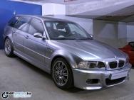 A sosem látott  családi M: BMW E46 M3 Touring