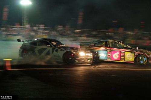 Éjszakai Drift verseny Kakucson!