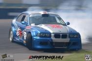 Kakucsi drift a bajnok ajánlásával