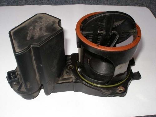 BMW e46 (M43TU motor) DISA szelep javítása