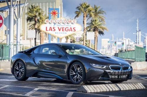 A BMW a 2016-os Las Vegas-i Szórakoztató Elektronika Kiállításon