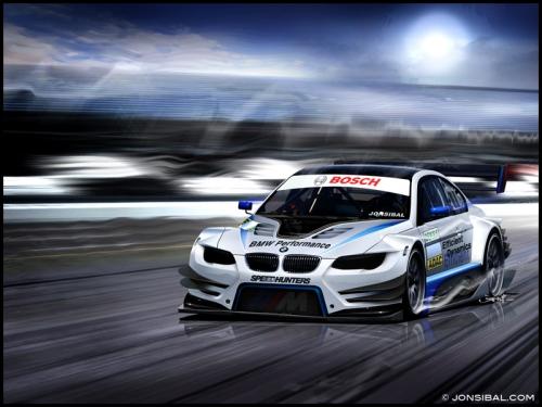 A BMW 18 év után visszatér a DTM-be