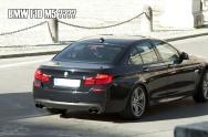 Video: 2012-es BMW M5 a Nurburgring-en
