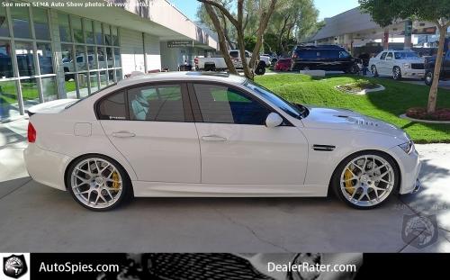 BMW képek a SEMA show-ról Las Vegas-ból