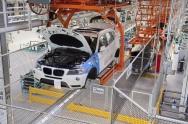 Így készül a BMW X3 Dél-Karolinában