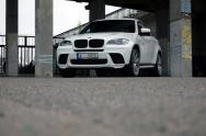 BMW X6 Performance - Az első tesztvezetés a világon