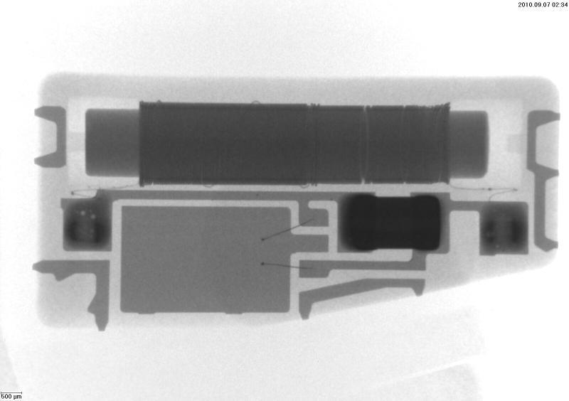 szervíz kulcs röntgen kép nagyítás