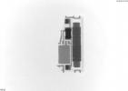 tárca (kis műanyag) kulcs röntgen kép
