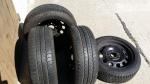 BMW 1 lemezfelni Goodyear 195/55 R16 nyári gumival