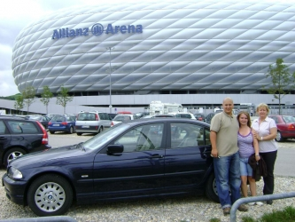 Mnchen Alianz arena