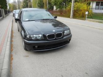 BMW e46 Touring coupe bumper