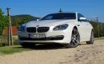 Vezettem: BMW 640d xDrive