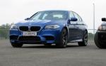 Vezettem: BMW M5