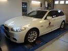 BMW F11 530d 258LE chiptuning - teljesítménymérés