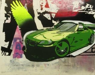 Ha szeretnél egy ilyen egyedi képet a BMWd-ről, vagy más modellről, keress meg, én megfestem neked! +36208233319