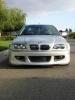 BMW E46 Coupe, Cabrio spoiler szett