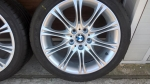 BMW Styling 135 M gyári r18 alufelni gumikkal
