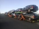 Új 3-as és 4-es BMW-k szállítása Belgiumba