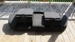 Nagyon ritka beépített gyereküléses hátsó ülés E46-ba