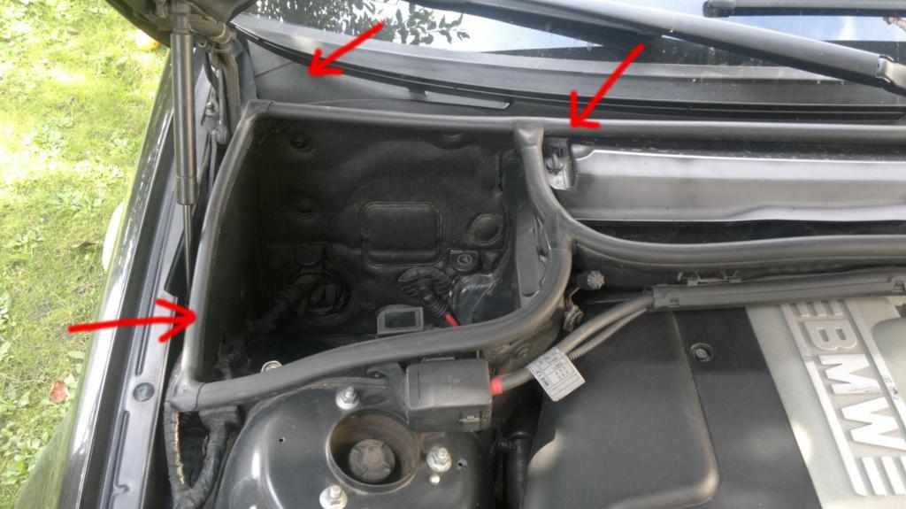 Autó tűzfal szigetelés