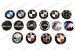 BMW embléma / jel 82mm (Motorháztetőre, Csomagtartóra) NAGY VÁLASZTÉKBAN!