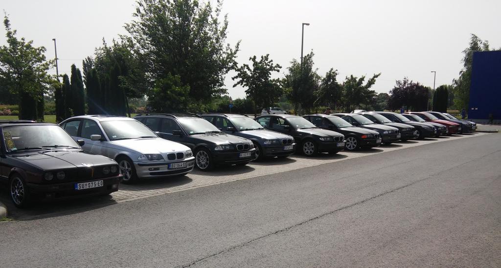 BMW Syndikat Vojvodina egy része útban Solvadkertre nagyítás