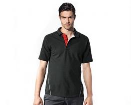 BMW M-es férfi póló (Antracit)
