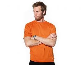 Férfi BMW póló (Narancssárga)