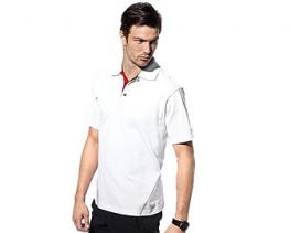 BMW M-es férfi póló (Fehér)