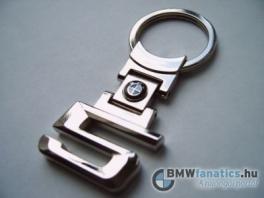 BMW 5-ös kulcstartó