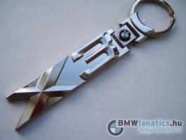 BMW X3-as kulcstartó