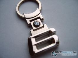 BMW 6-os kulcstartó