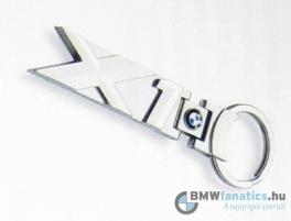 BMW X1-es kulcstartó